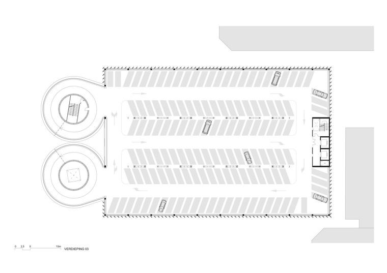 荷兰停车场大楼-14