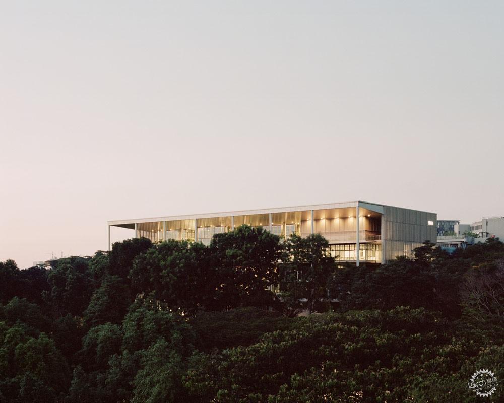 净能耗为零的开放建筑,为节能设计提供全新思路_25