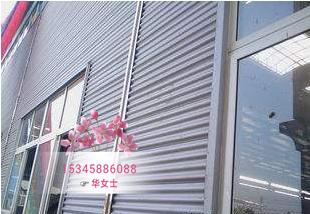 氟碳油漆波纹板奔驰宝马4S店专用外墙铝镁锰板825型988型780型
