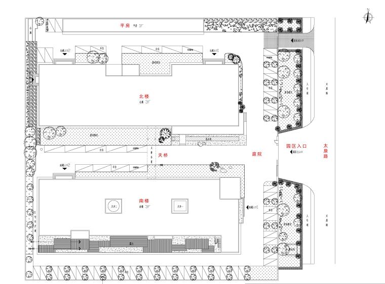 旭日当照,日照工业设计中心改造设计/上海善祥建筑设计_31
