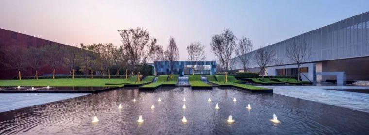 天津北辰雍祥府、昆仑御售楼处景观设计