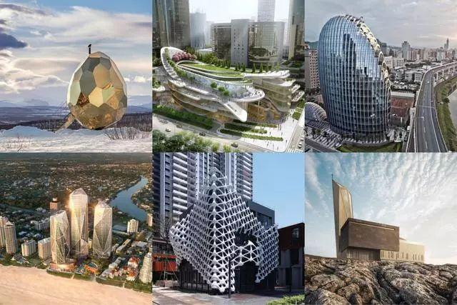 2018建筑获奖作品资料下载-2018年建筑设计获奖作品