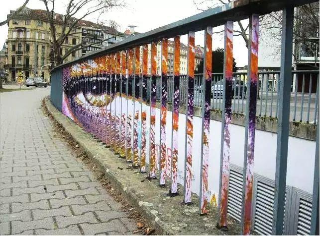 景观墙,怎么可以这么美!_45