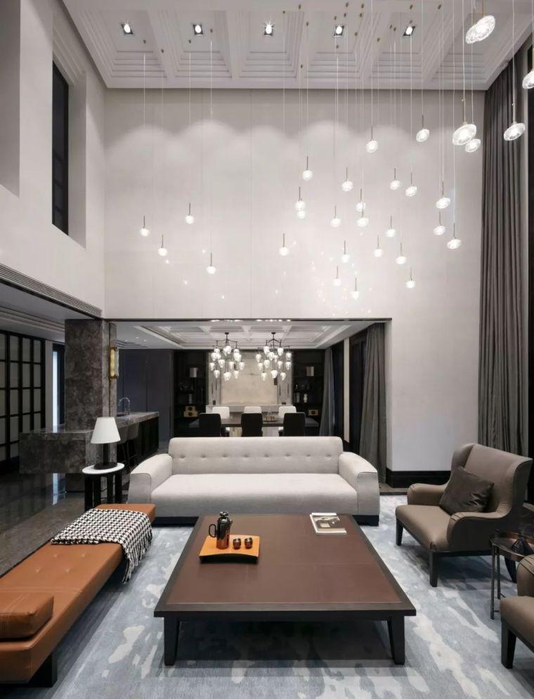 450m² 顶级海墅,高级灰诠释冷静睿智的朴质奢华