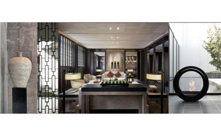 CCD--广洲天奥体现代中式风格别墅设计方案文本