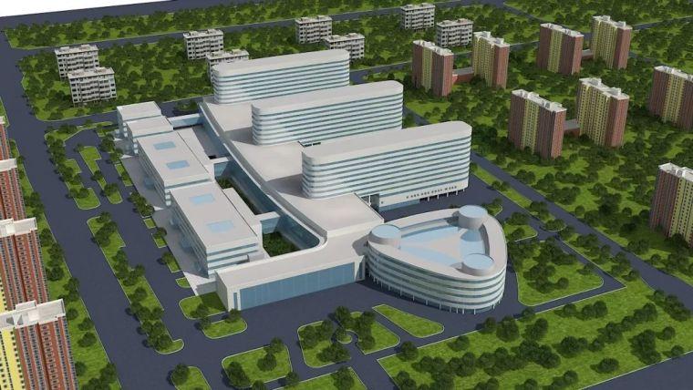 BIM应用|北京天坛医院项目BIM应用案例