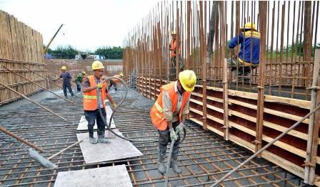 V形混凝土柱施工资料下载-混凝土工程量计算规则及公式