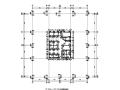 150m框架-核心筒办公楼结构施工图