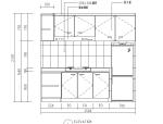 CAD室内设计施工图常用图块之厨房