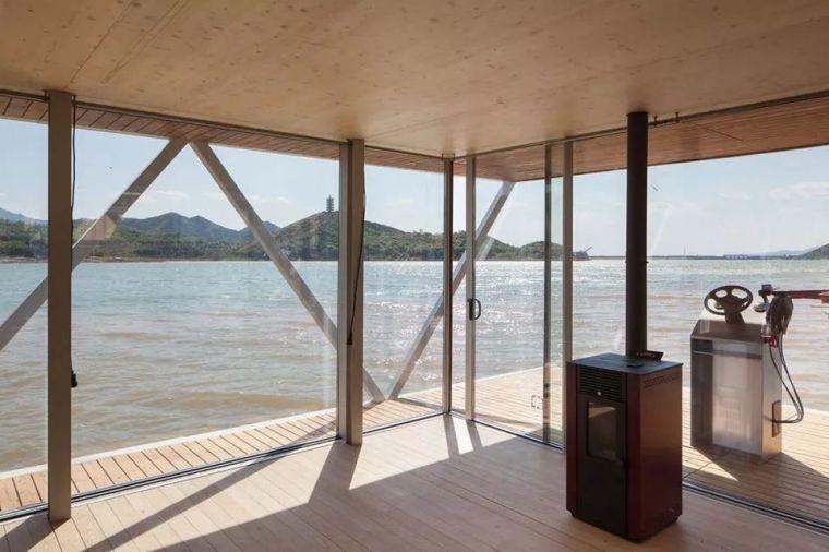 超美的水上筏式酒店设计,美出了新高度_33