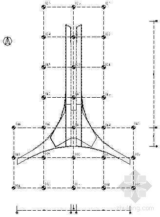北京某机场航站楼工程测量方案