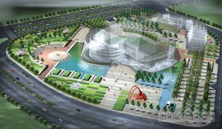 中山市某艺术中心钢结构工程施工组织设计