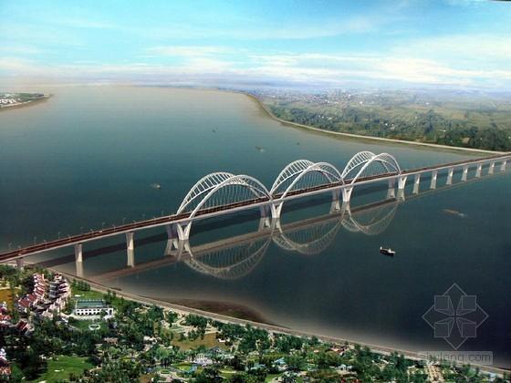 跨江大桥接线工程总体施工组织设计(高架桥匝道 排水管线)
