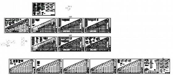 广西某公司立体车库结构图