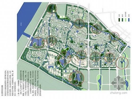[上海]新城城市规划设计方案