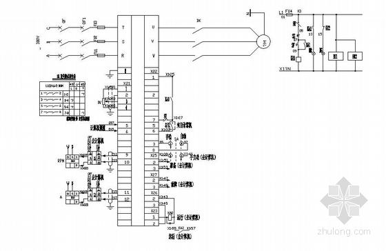 某厂区扩建电气设计