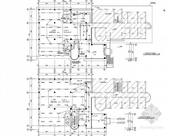 [浙江]某大学整体电气设计全套精品施工图(教学楼、实训楼、体艺楼、公寓、看台、运动场、图书馆、总图等)
