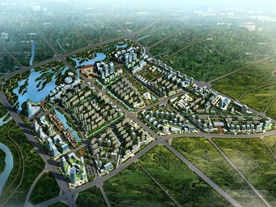 [福建]滨湖片区生态公园和市民广场设计方案(含多媒体视频)