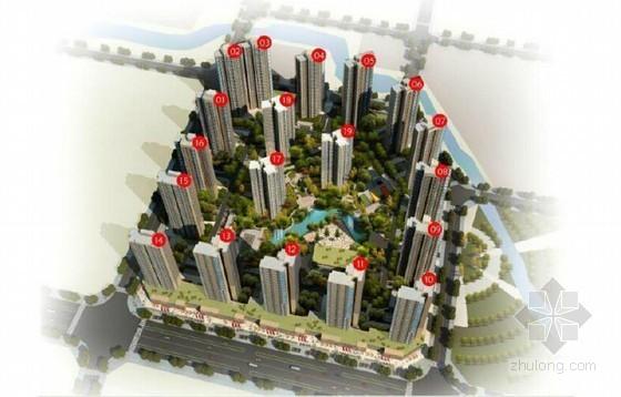 [湖北]高层住宅项目安装工程施工技术策划