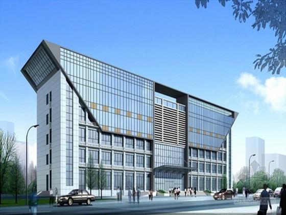 [天津]多层办公楼工程监理大纲(95页 附流程图)