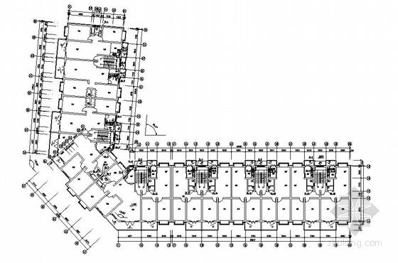 某多层住宅楼全套给排水施工图