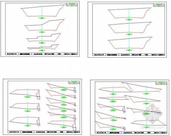 [学士]双向四车道高速公路施工图设计