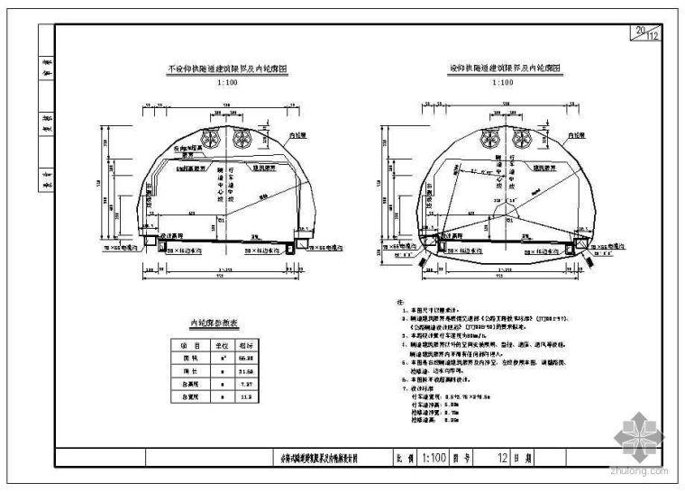 衡昆国道主干线富宁至广南公路某隧道施工图设计