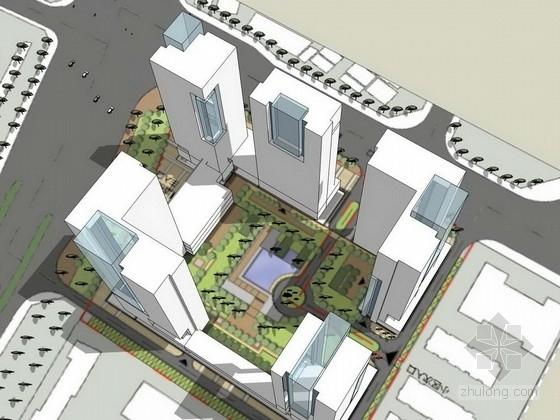 U模型幼儿园资料下载-[广东]22层星级酒店建筑设计方案文本