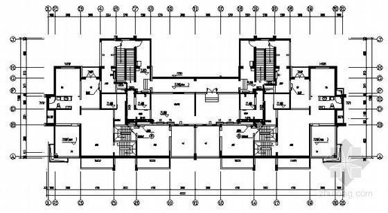 [黑龙江]高级住宅小区采暖施工图(节能建筑)