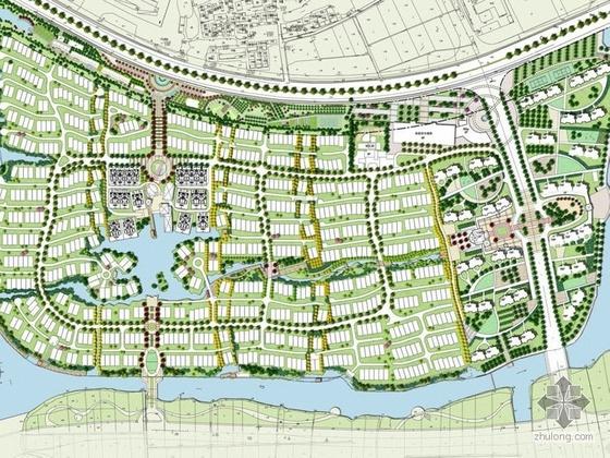 宁波住宅区景观规划设计