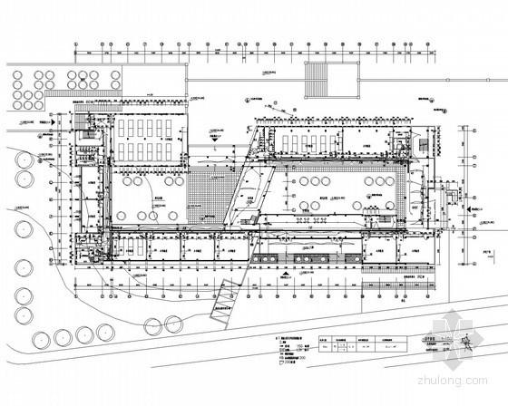 [安徽]5层教学实验楼全套电气施工图纸40张(计算书)
