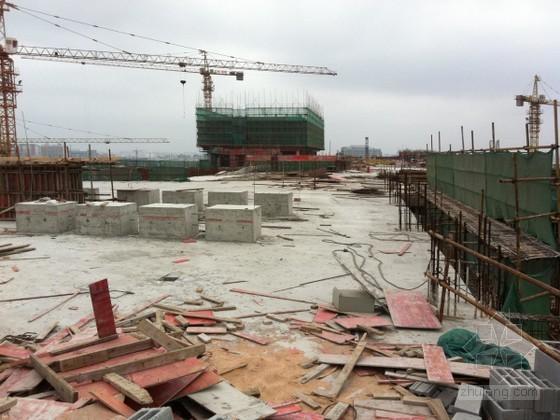 [上海]商业楼屋顶绿化施工方案