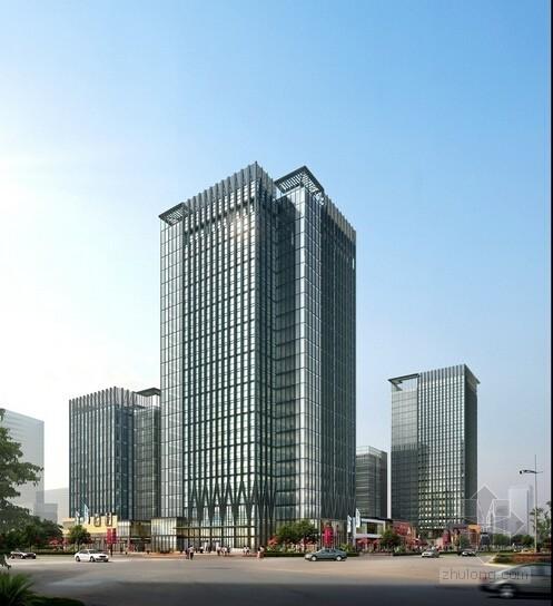 [广东]高层综合建筑工程监理大纲(包含水电)