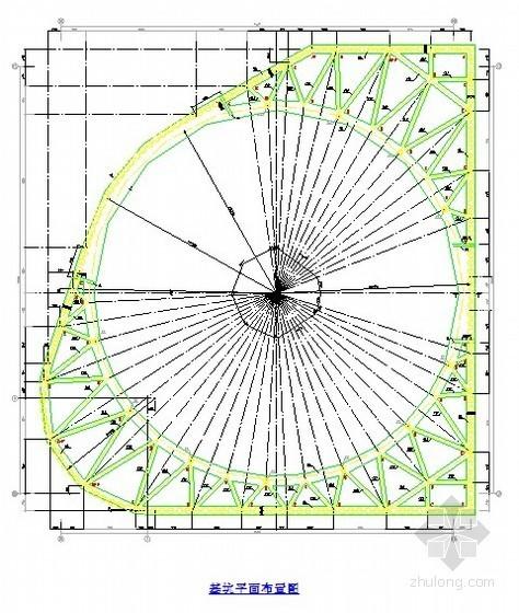 地下空间深基坑开挖支护施工方案(钻孔桩 搅拌桩)