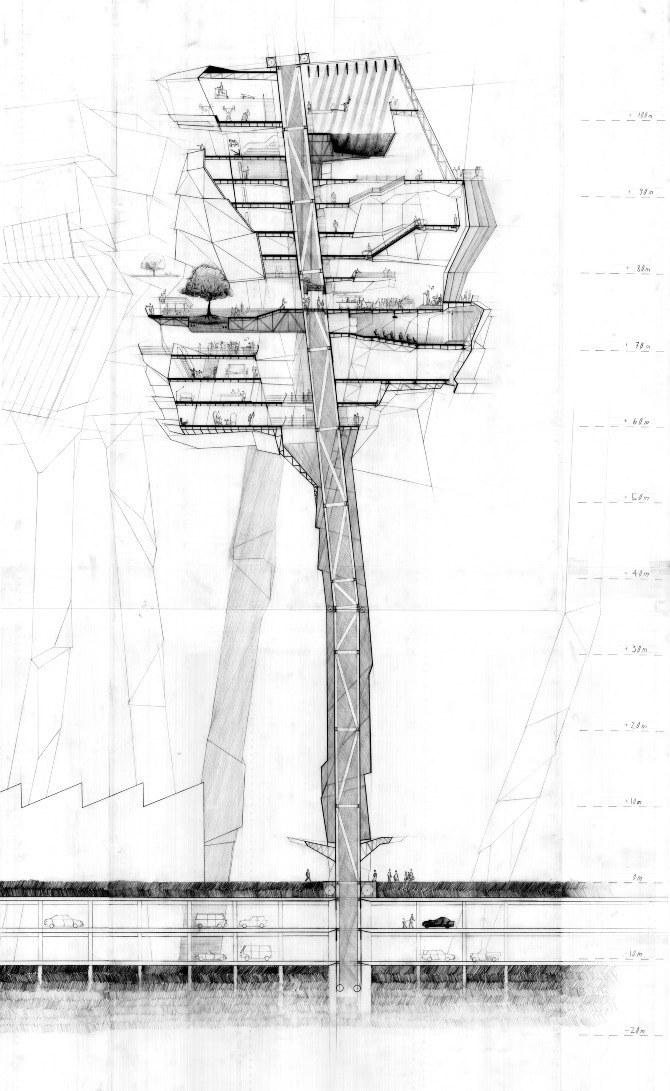 建筑师草图集-sketch (12)