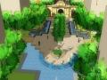 [沈阳]欧洲古典风格住宅景观规划设计方案