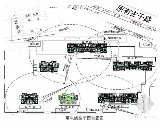 住宅楼工程临时用电专项施工方案(25页)