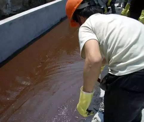 全面详细的屋面防水施工做法图解,逐层分析!_31
