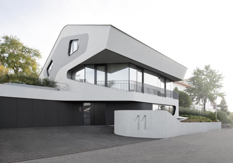德国巨头大鲨鱼的住宅