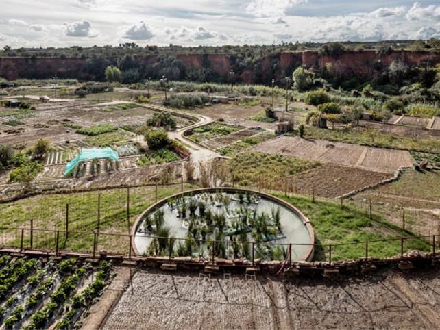 西班牙古城灌溉区修复项目-1