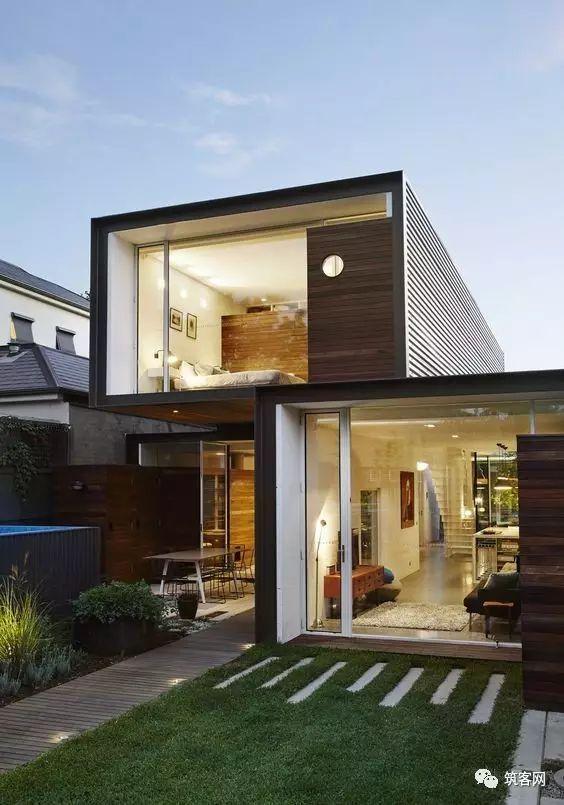 40款·简洁的现代别墅设计_31