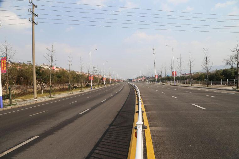 """道路、桥梁工程创宁波市""""甬江建设杯""""优质工程汇报资料"""