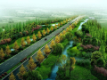 市政道路园林绿化/路灯/交通标志施工方案