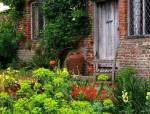 我要在农村的家,盖一个这样的小院子
