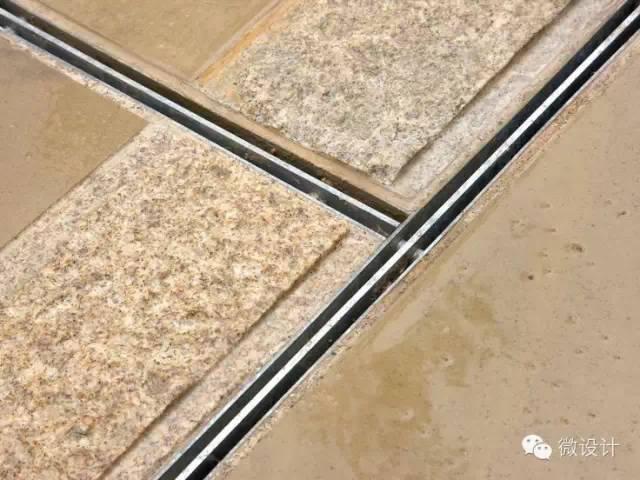 缝隙式排水·精致化景观细节设计_1