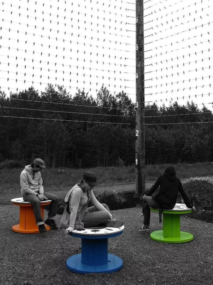 """加拿大梅蒂斯国际花园展——""""正确种树""""<wbr>Le<wbr>bon<wbr>arbre<wbr>au<wbr>bon&"""