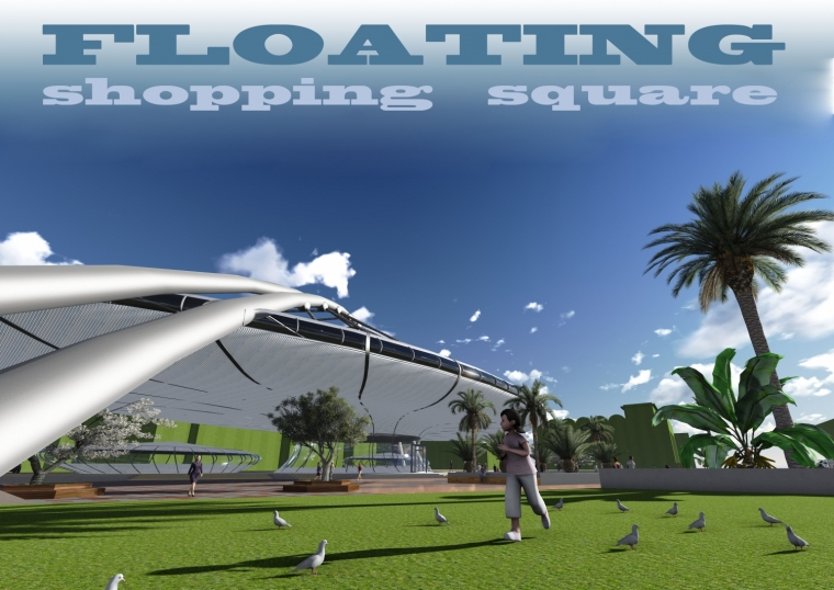 Floating  Shopping Square_1