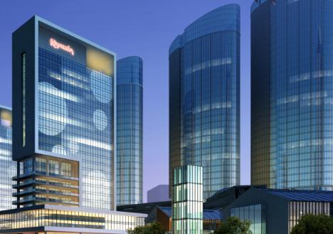 黑龙江建筑职业技术学院图书馆工程现场临时用电施工组织设计