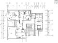 [江苏]某高档别墅现代风格装修施工图(含效果图)