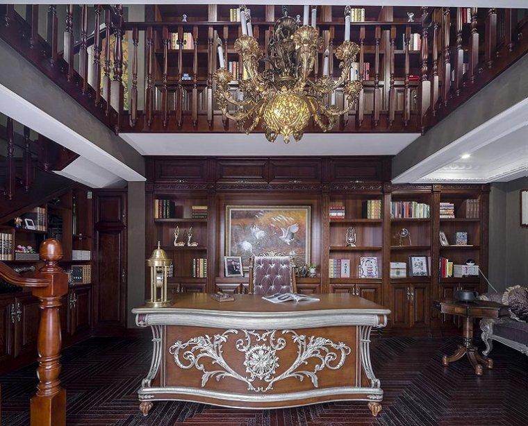 600㎡法式风格别墅
